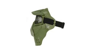 Maschera Copriviso protettiva Softair