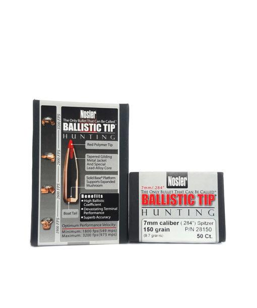 Palle Nosler Ballistic Tip | Hunting