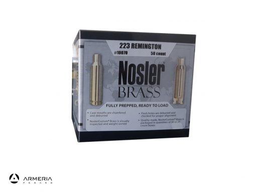 Bossoli Nosler Custom