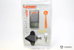 Bilancia bilancina elettronica Lyman Pocket Touch 1500