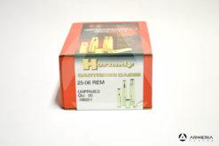 Bossoli Hornady calibro 25-06 Rem Unprimed - 50 pezzi #86251