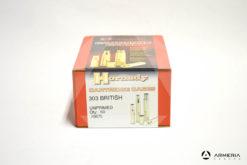 Bossoli Hornady calibro 303 British Unprimed - 50 pezzi #8675
