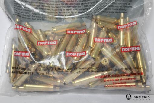 Bossoli Norma calibro 223 Remington 100 pezzi