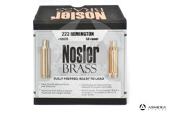 Bossoli Nosler Brass calibro 223 Remington – 50 pezzi #10070