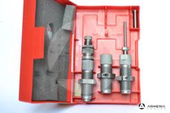 Dies Hornady Taper Crimp calibro 9mm Luger - 9x21 - 3 Die Set - titanium nitride - #546516 -1