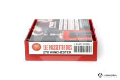 Dies Lee Pacesetter calibro 270 Winchester - Shell Holder omaggio