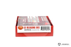 Dies Lee Reloading calibro 38 special - can load 357 Mag - Carbide Die Set - Shell Holder omaggio