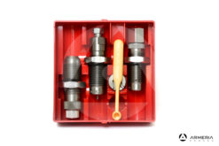 Dies Lee Reloading calibro 38 special - can load 357 Mag - Carbide Die Set - Shell Holder