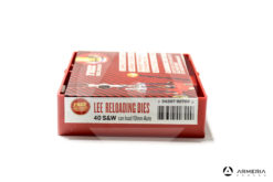 Dies Lee Reloading calibro 40 S&W - 10 mm Auto - Shell Holder omaggio