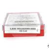 Dies Lee Reloading calibro 45 Colt - Carbide Die Set - Shell Holder omaggio