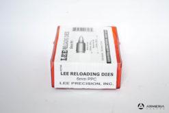 Dies Lee Reloading calibro 6mm PPC - Lee Precision-0