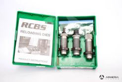 Dies RCBS 3-DIE Steel Set calibro .45 COLT - Gruppo B - #19108 -1