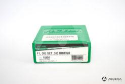 Dies RCBS F L Die Set calibro .303 British - Gruppo A - #15401 -0
