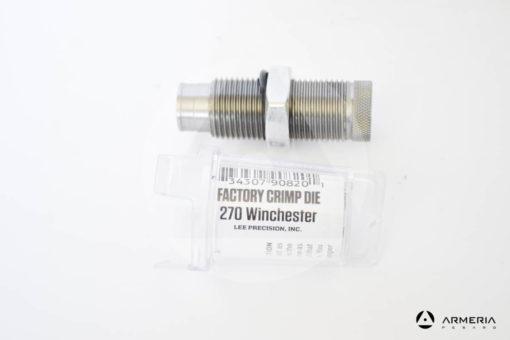 Factory Crimp Die LEE calibro 270 Winchester