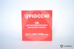 Inneschi Fiocchi DFS 615 SUR (.209 type) industriale ÔÇô 100 pezzi -0