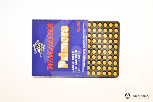 Inneschi Winchester Primers Large Rifle WLRM for magnum rifle loads -1