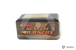 "Palle ogive Barnes Match calibro 6.5 mm .264"" – 140 grani GR BT Match - 100 pezzi #30230"
