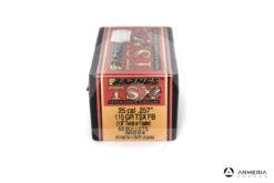 "Palle ogive Barnes TSX calibro 25 .257"" – 115 grani TSX FB - 50 pezzi #30224 mod"