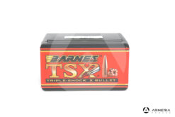 Palle ogive Barnes TSX calibro 30 – 150 grani TSX BT - 50 pezzi #30347