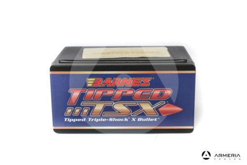 "Palle ogive Barnes Tipped TSX calibro 7 mm .284"" – 120 grani TTSX BT - 50 pezzi #30298"