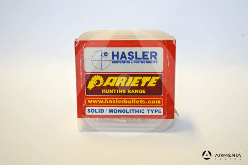 Palle ogive Hasler Competition Ariete Hunting Range calibro 7 mm .284 - 152 grani - 50 pezzi -0