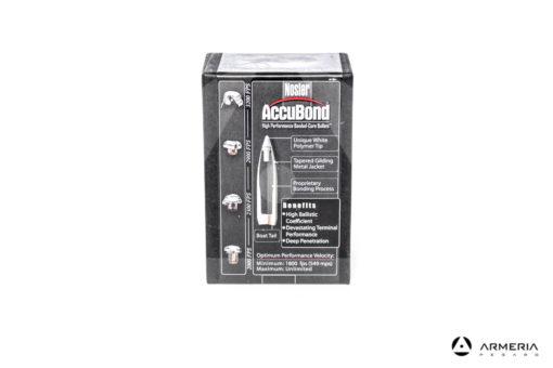 Palle ogive Nosler AccuBond calibro 30 - 180 grani Spitzer - 50 pezzi #54825