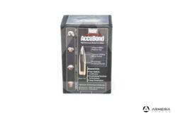 Palle ogive Nosler Accubond calibro 270 - 140 grani 50 pz #54765