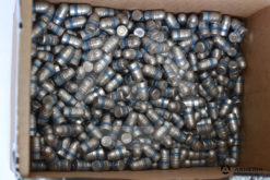 Palle ogive Romana Metalli calibro 38 RN - 155 grani - 1000 pz