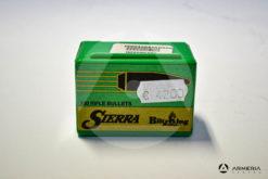 Palle ogive Sierra Blitzking calibro 22 .224 DIA. - 50 grani Blitzking – 100 pezzi #1450 -0