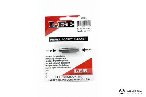 Pulitore universale sede innesco Lee Primer Pocket Cleaner #90101