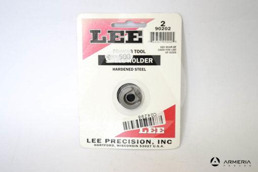 Shell Holder Lee 2 per innescatore