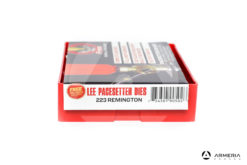 Dies Lee Pacesetter calibro 223 Remington - Shell Holder omaggio