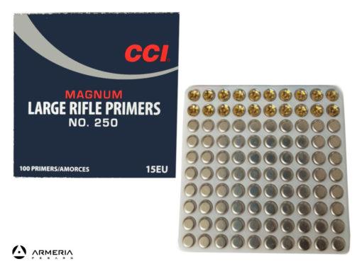 Inneschi CCI large rifle magnum n. 250
