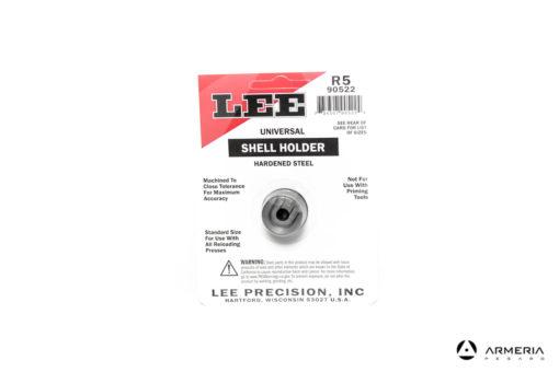 Shell Holder Lee R5 universale per pressa #90522