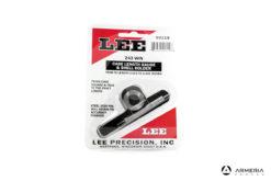 Asta tornitura bossoli Lee Precision calibro 243 Win e Shell Holder #90119
