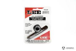 Asta tornitura bossoli Lee Precision calibro 6.5x55 Swedish e Shell Holder #90126