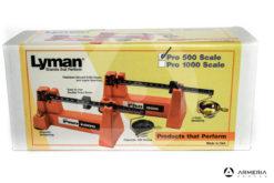 Bilancina meccanica Lyman Pro 500 Scale