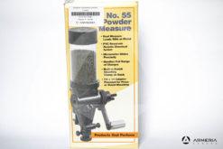 Dosatore volumetrico polvere Lyman numero 55