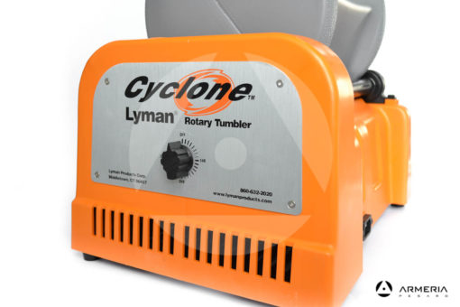 Vibropulitore Lyman Cyclone - Rotary Tumbler 230v