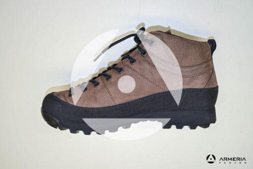 Scarpe Crispi Monaco Tinn GTX dark brown taglia 43 lato