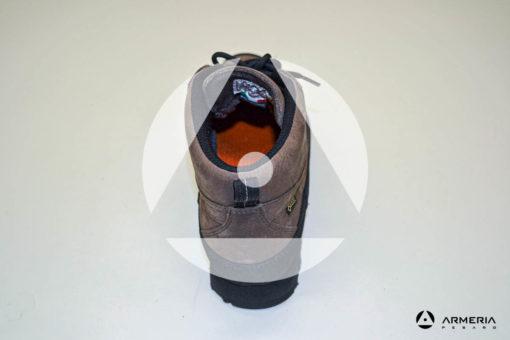 Scarpe Crispi Monaco Tinn GTX dark brown taglia 43 retro