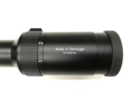 Cannocchiale Leica Fortis 6 1-6x24i made in