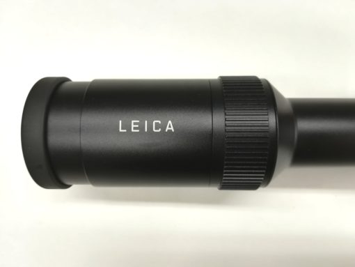 Cannocchiale Leica Fortis 6 1-6x24i brand
