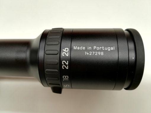 Cannocchiale da puntamento Leica ER 6,5-26x56 LRS made in