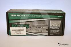 Tornio Tornietto manuale RCBS Trim Pro-2 + kit pilotini #90366 imballo