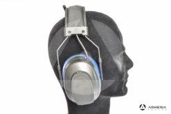 Cuffie protettive antirumore Protear Bluetooth radio FM AM digitale lato