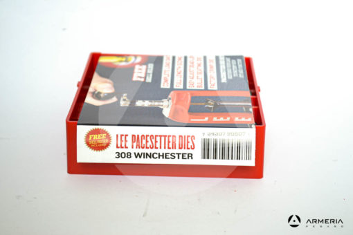 Dies Lee Pacesetter calibro 308 Winchester - Shell Holder omaggio 0