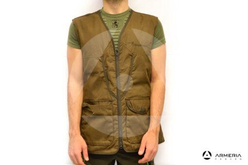 Gilet Browning Field Vest taglia M caccia