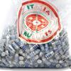 Palle ogive in lega di piombo Italia Bullets 648 SWCPB calibro 38-357 - 155 grani