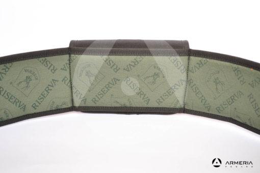 Cartuccera alta visibilità Riserva equipaggiamento caccia 24 celle multi calibro con sacca interno